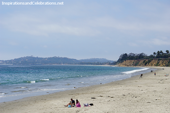 The Fun Family-Friendly Guide to Santa Barbara - Butterfly Beach