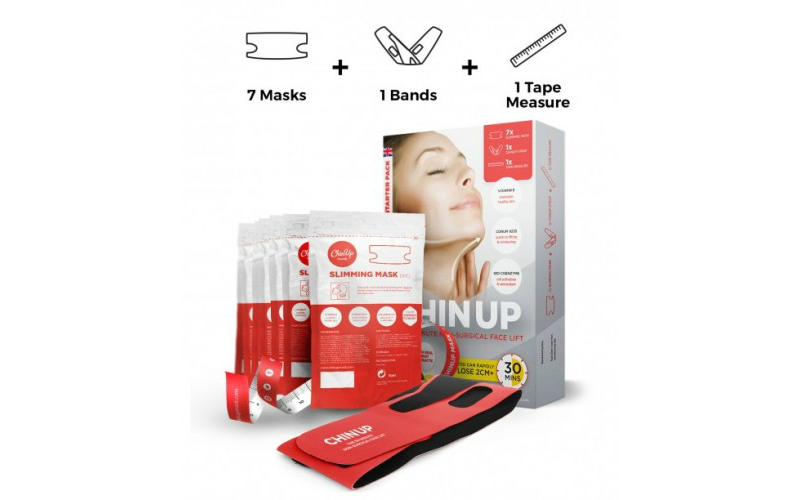 Fabulous Finds - 5 Investment Worthy Beauty Gadgets - ChinUp Firming and Contouring Starter Pack