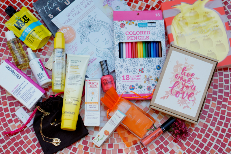 Live What You Love Summer Giveaway