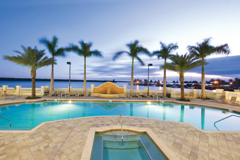 5 Majestic Hotel Pools That You Need To Add To Your Bucket List - Westin Cape Coral