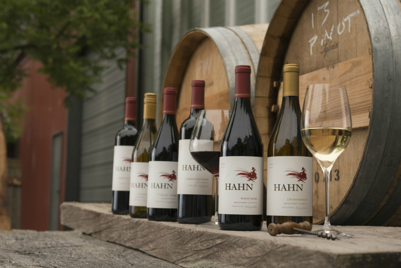 Harvest Season Winery Events - Hahn Winery