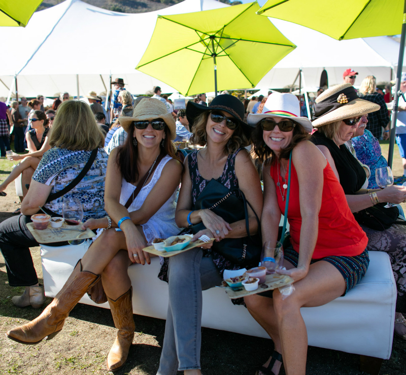 Harvest Season Winery Events - Harvest on the Coast San Luis Obispo