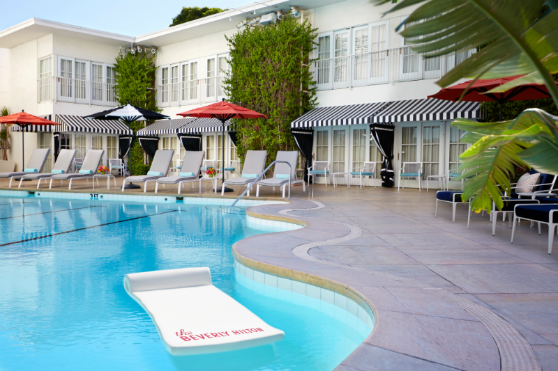 Labor Day Weekend Vacation Ideas - The Beverly Hilton