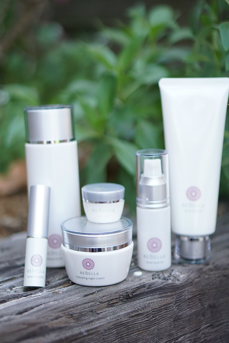 Love What You Do Giveaway - BeBella Skincare Set