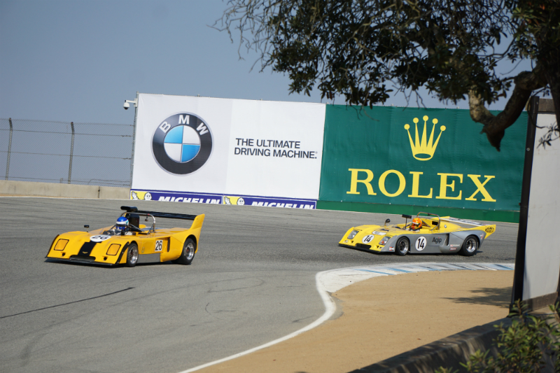 Highlights from Monterey Car Week - Rolex Monterey Motorsports Reunion