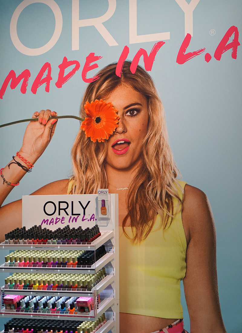 Fabulous Finds - Cosmoprof Beauty Convention - Orly Nail Polish