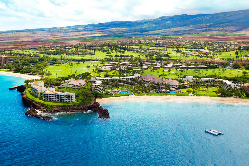 Luxury Wellness Retreats - Sheraton Maui Resort and Spa