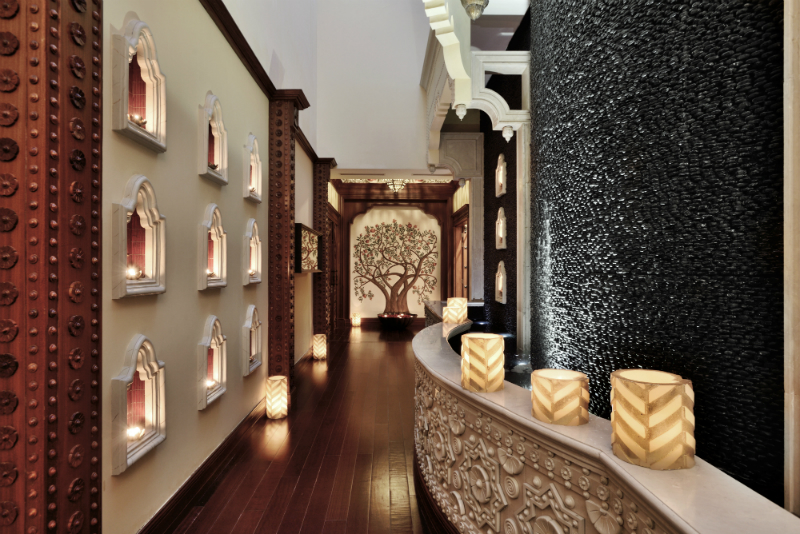 Luxury Wellness Retreats - ITC Grand Bharat