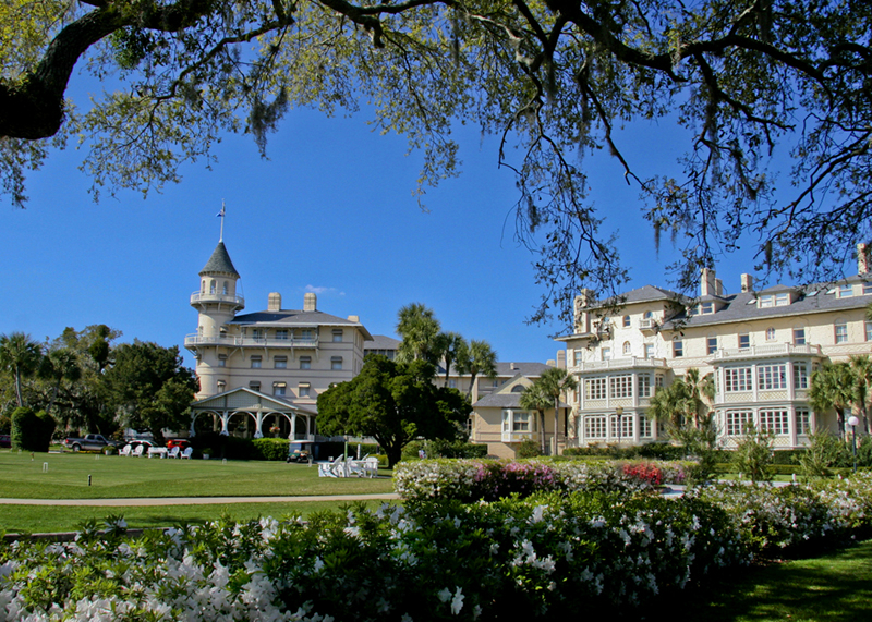 Luxury Wellness Retreats - Jekyll Island Club Hotel