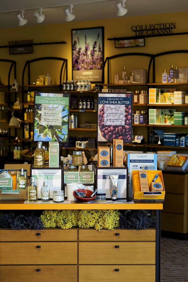 The Deluxe Central Coast Vacation Giveaway - L'Occitane en Provence