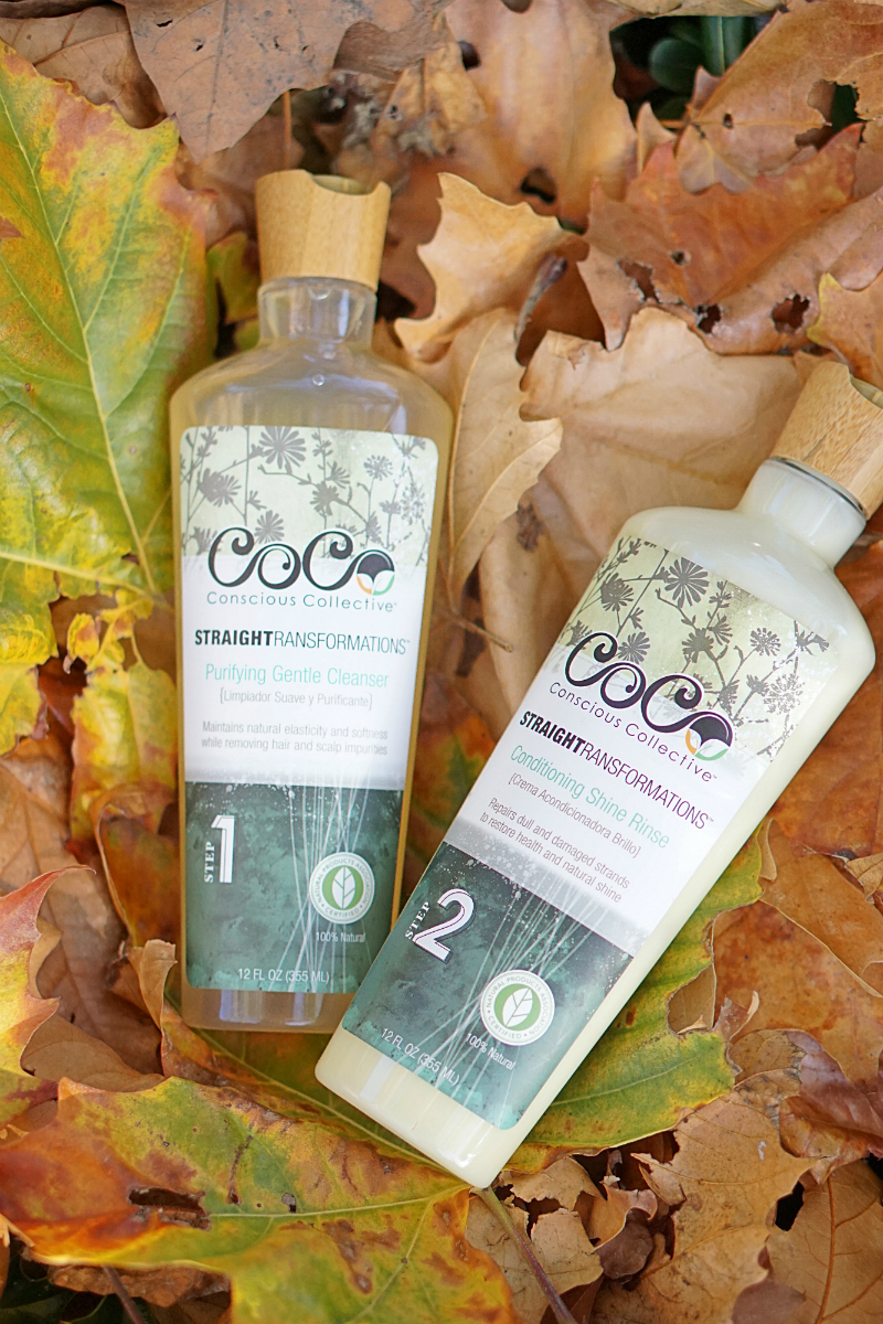 The Fun & Fashionable Fall Giveaway - Coco Conscious Haircare