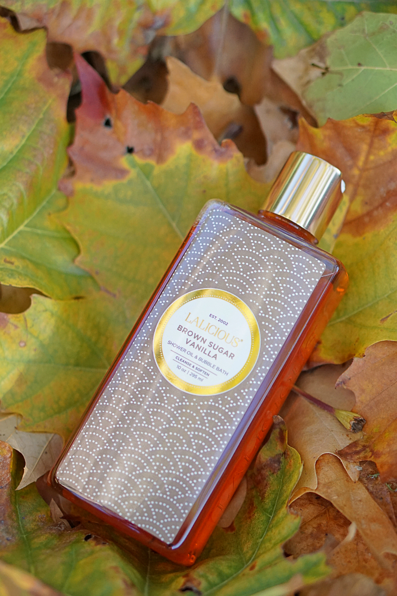 The Fun & Fashionable Fall Giveaway - Lalicious Shower Gel