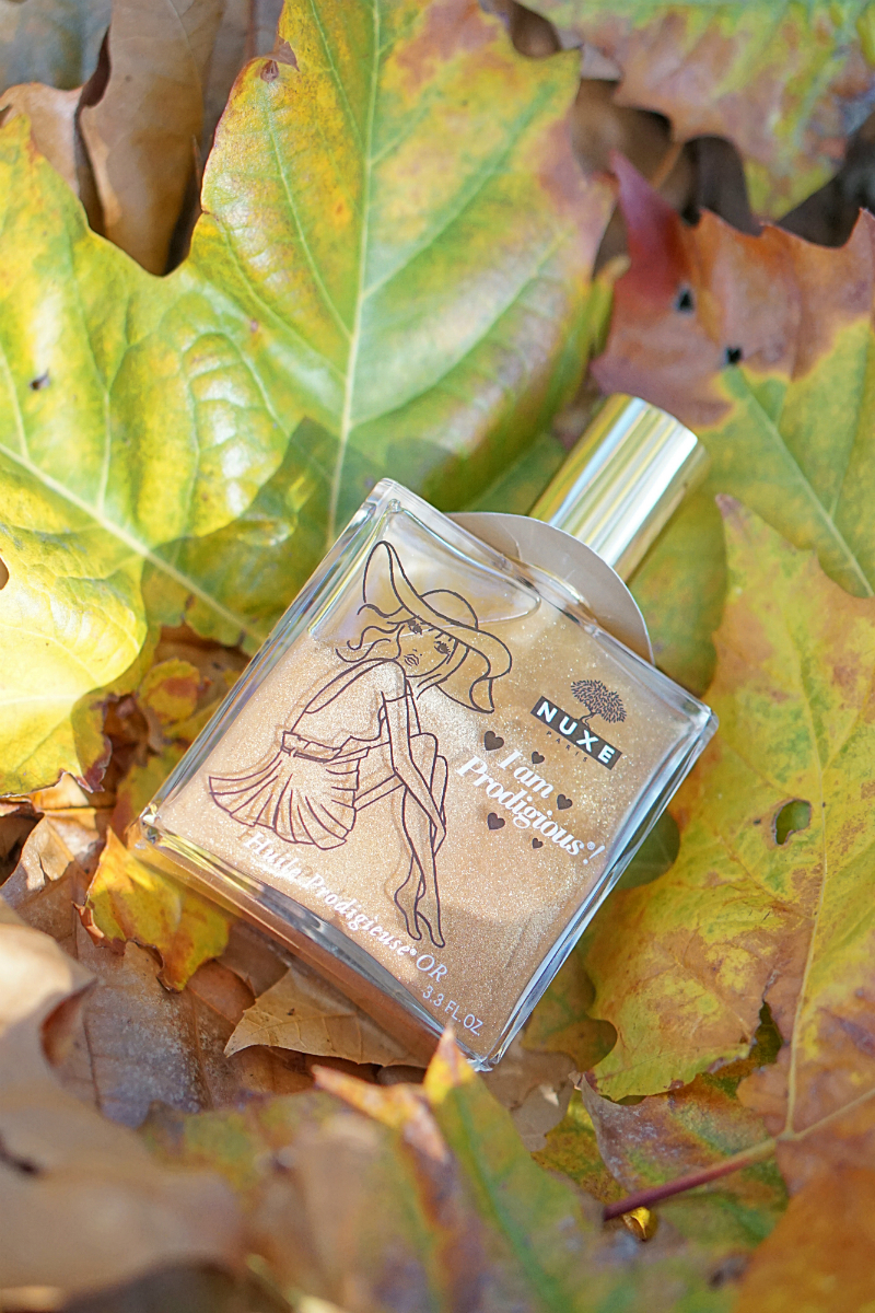 The Fun & Fashionable Fall Giveaway - Nuxe Paris Dry Oil