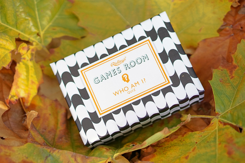 The Fun & Fashionable Fall Giveaway - Ridley's Game Room
