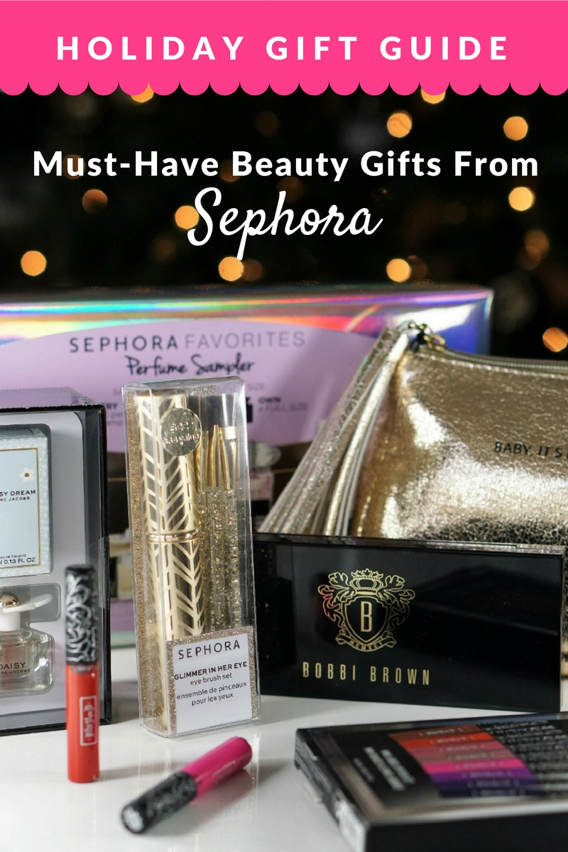 Holiday Gift Guide: Beauty Gifts from Sephora