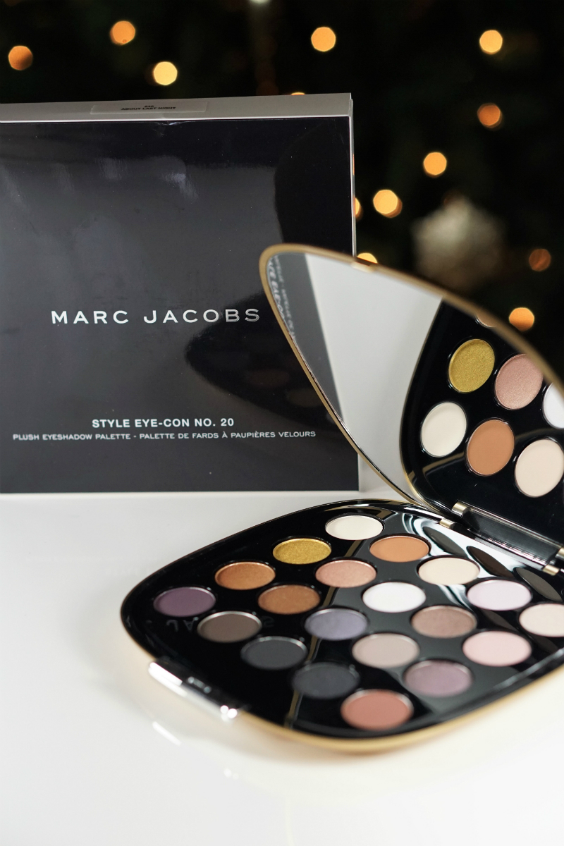 Beauty Gifts from Sephora - Marc Jacobs Style Eye-Con No 20 Palette