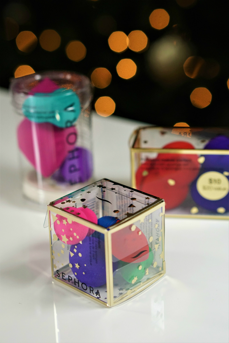 Beauty Gifts from Sephora - Sephora Confetti Sponges