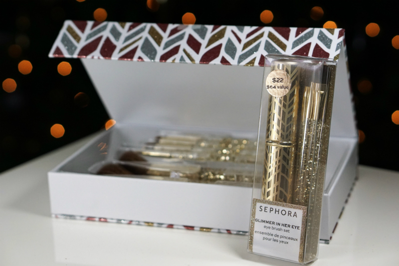Beauty Gifts from Sephora - Sephora Glimmer in Her Eye Brush Set