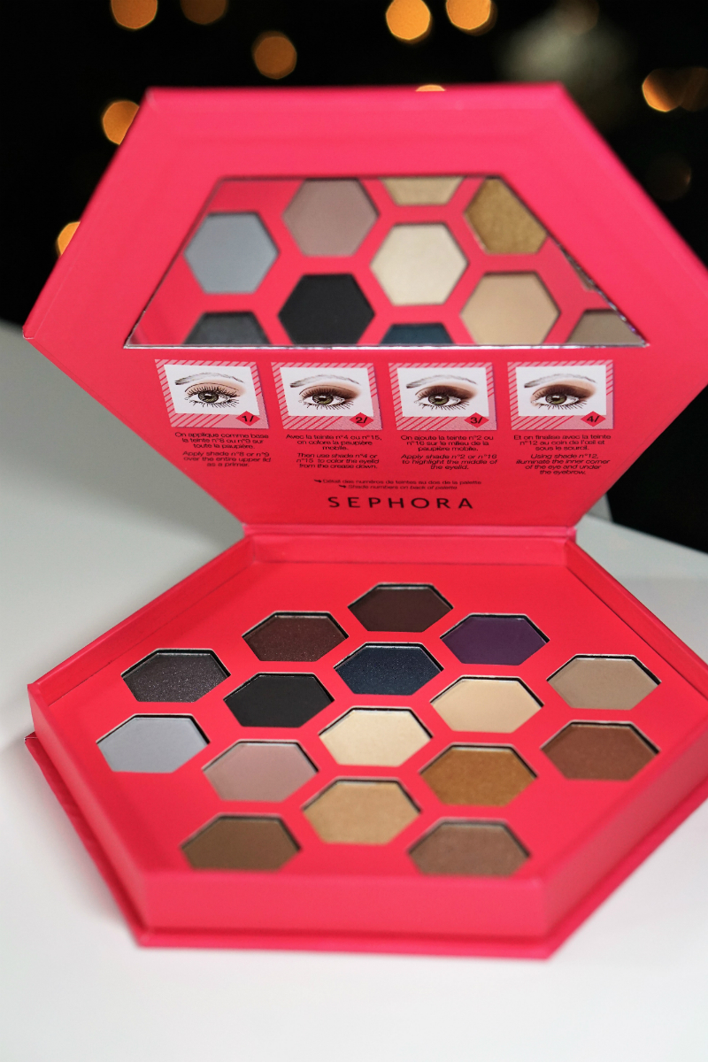 Beauty Gifts from Sephora - Sephora The Graceful Eyeshadow Palette