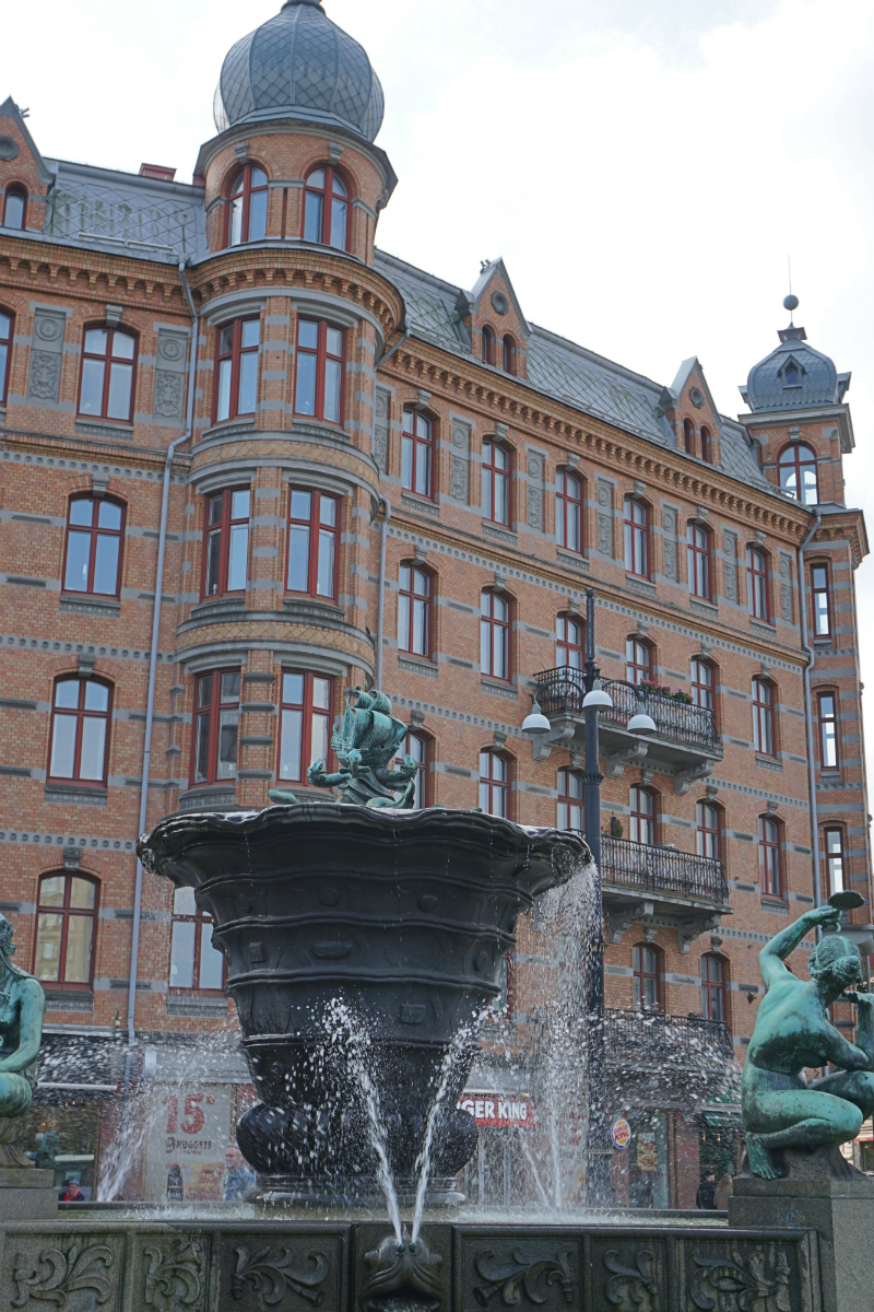 The Luxury Travel Guide to Gothenburg Sweden - Haga Nygata