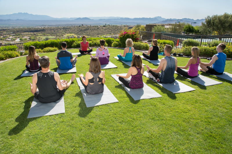 New Years Wellness Retreats - CopperWynd Resort & Club