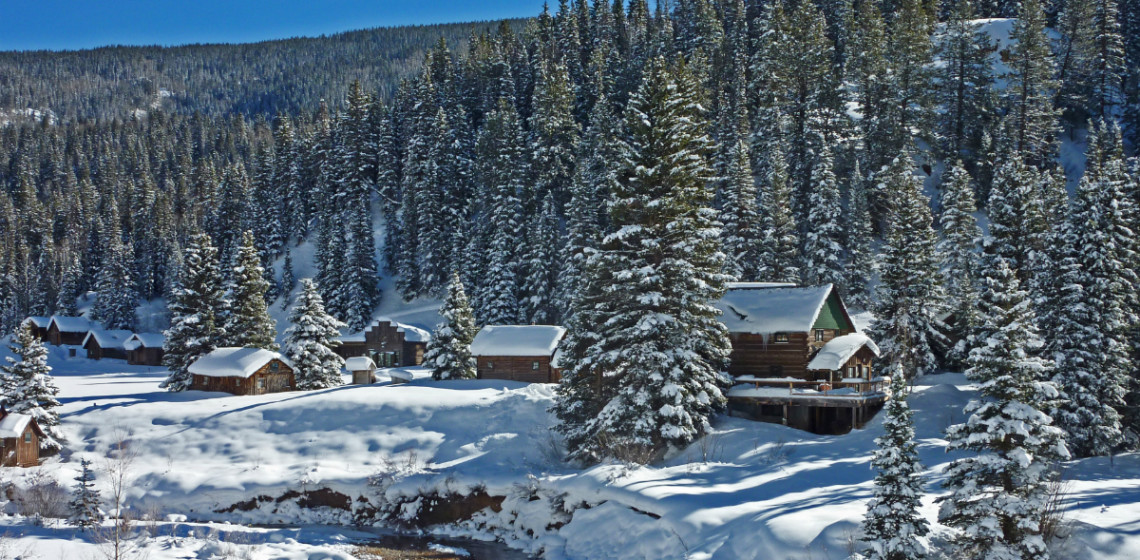 Winter Wonderland Resorts That Brighten Up The Holidays