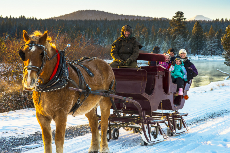 Winter Wonderland Resorts That Brighten Up The Holidays - Sunriver Resort