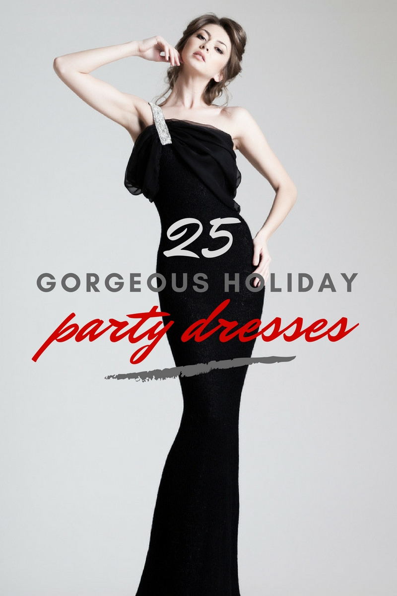 25 Gorgeous Holiday Party Dresses Under $300