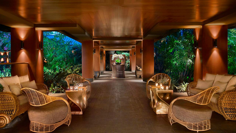 35 Romantic Getaways for Valentine's Day Weekend - Four Seasons Resort Lanai