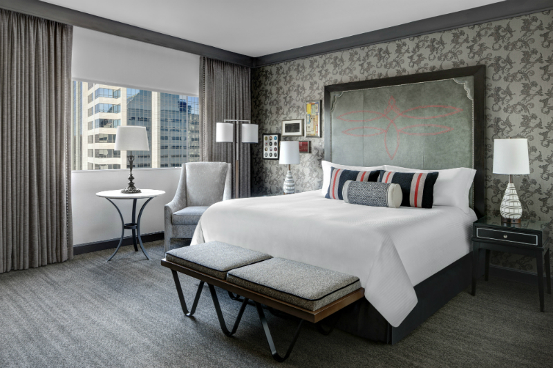 35 Romantic Getaways for Valentine's Day Weekend - Loews Vanderbilt Hotel Nashville