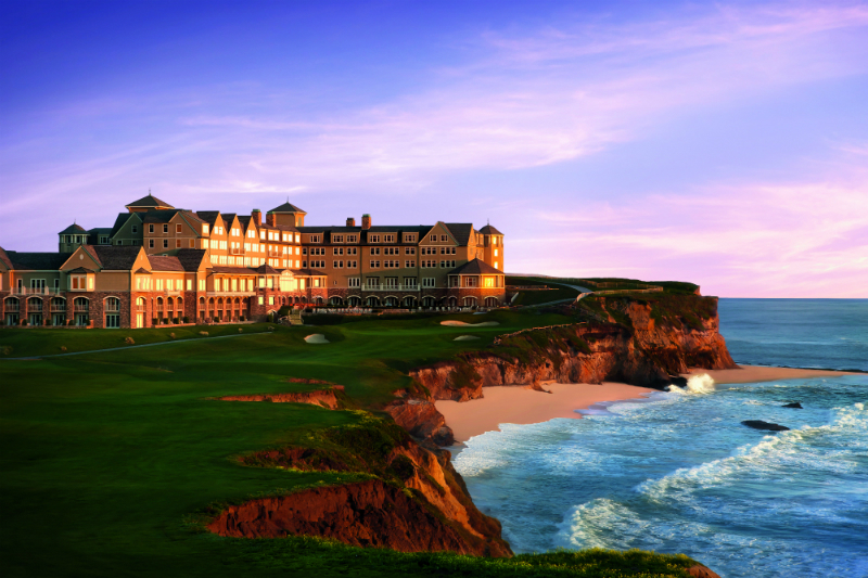 35 Romantic Getaways for Valentine's Day Weekend - Ritz-Carlton Half Moon Bay