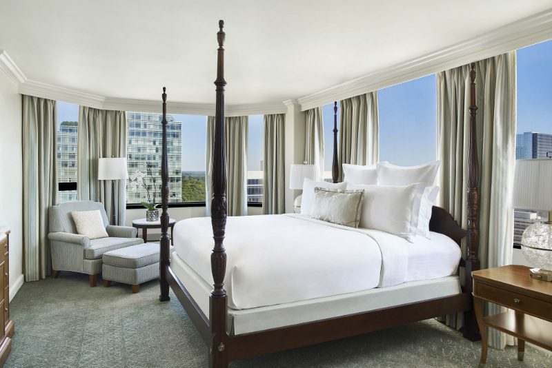 35 Romantic Getaways for Valentine's Day Weekend - The Ritz-Carlton Buckhead Atlanta