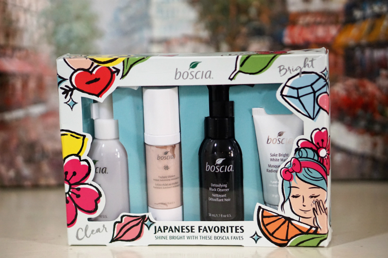 New Year New You GirlBoss Giveaway - Boscia Japanese Favorites