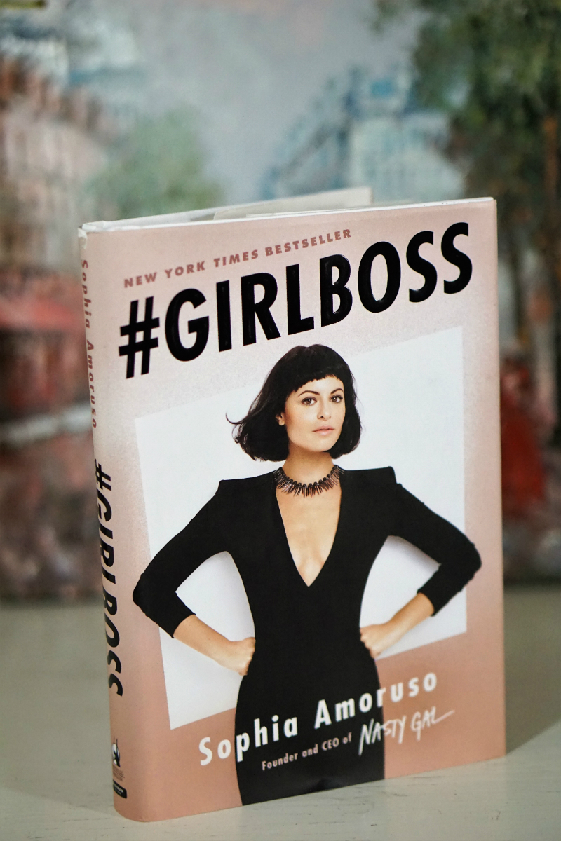 New Year New You GirlBoss Giveaway - GirlBoss Book