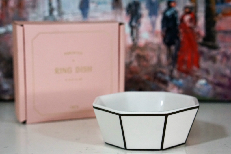 New Year New You GirlBoss Giveaway - Odeme Ring Dish