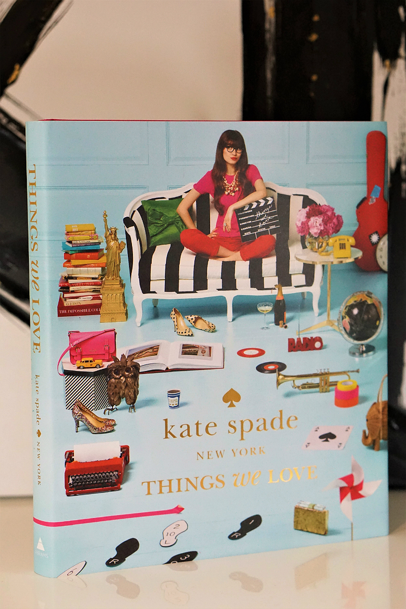 The Things We Love Valentines Giveaway - Kate Spade Coffee Table Book