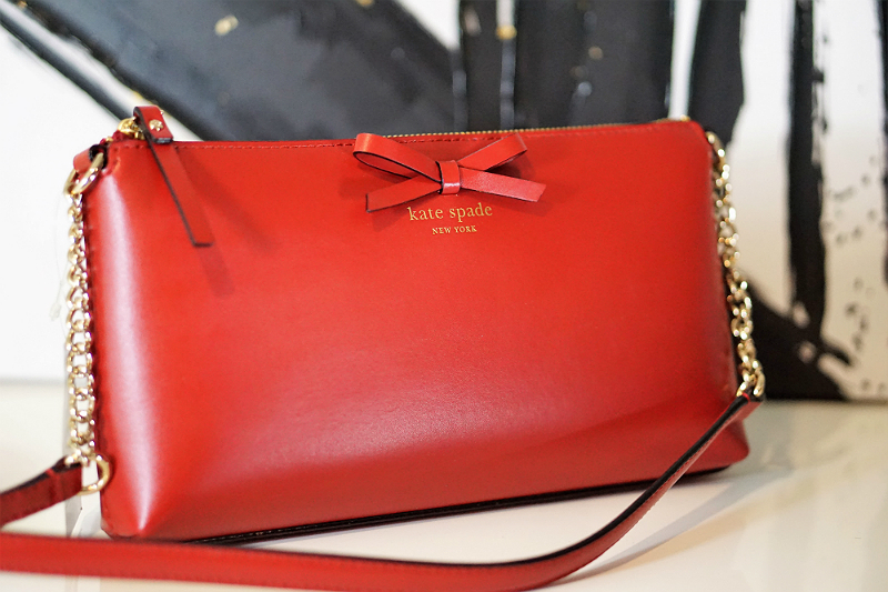 The Things We Love Valentines Giveaway - Kate Spade Crossbody Bag