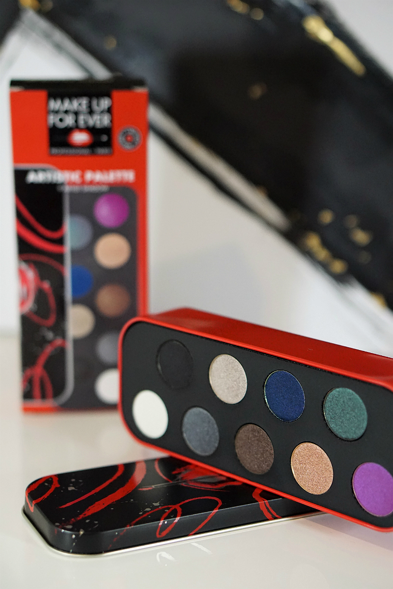 The Things We Love Valentines Giveaway - Make Up For Ever Artistic Palette