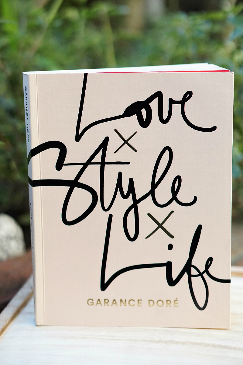 Glow For It Giveaway - Love x Style x Life Book