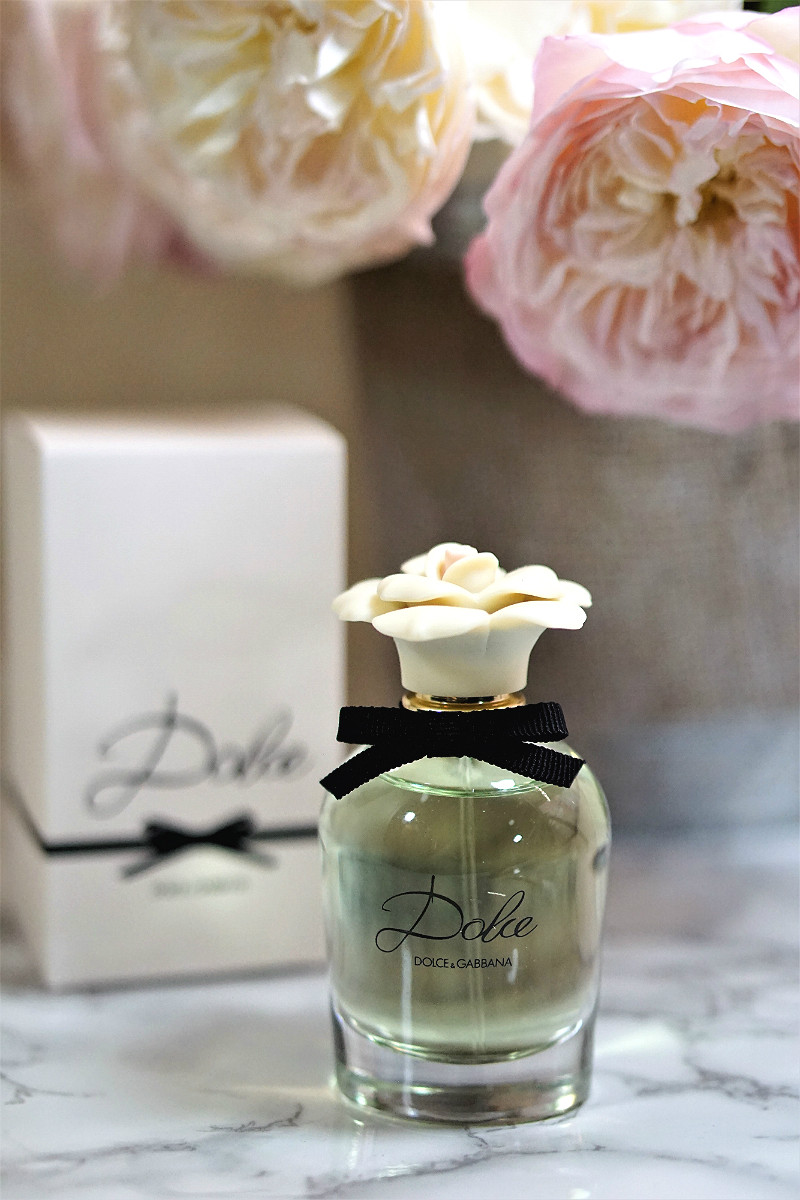 Out of the Box Valentines Day Gifts from Babble Boxx - Dolce and Gabbana Fragrance
