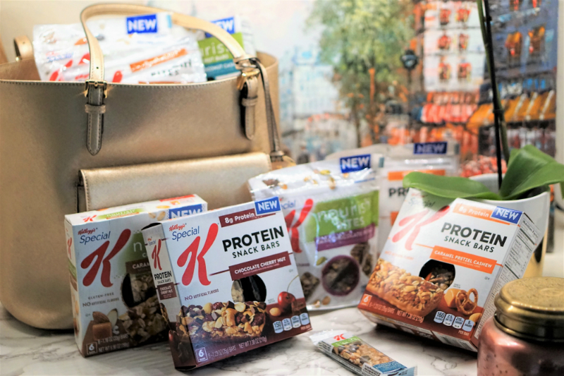 Protein-Packed Portable Snacks To Keep You Energized On-The-Go