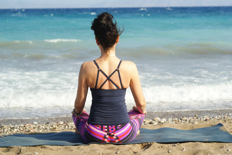 10 Fun Things To Do This Weekend To Make You Happier - Yoga Class