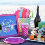 Effortless Entertaining: How To Host a Pretty Picnic at The Beach