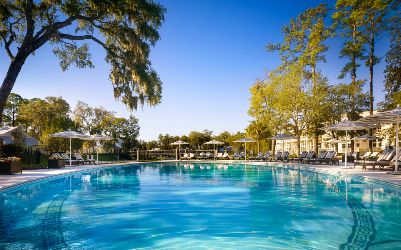 Family-Friendly Spring Break Vacation Ideas at Top Hotels - Montage Palmetto Bluff