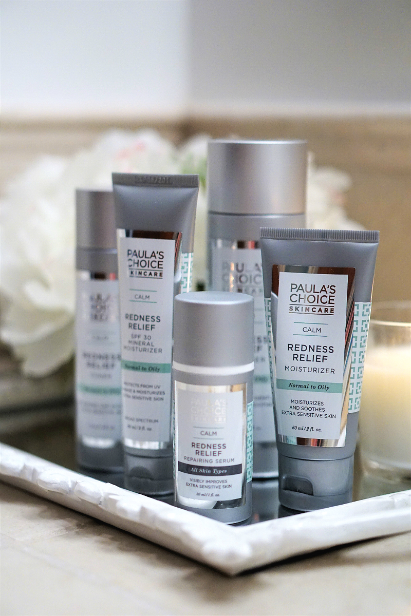 Paula's Choice Skincare Redness Relief Line