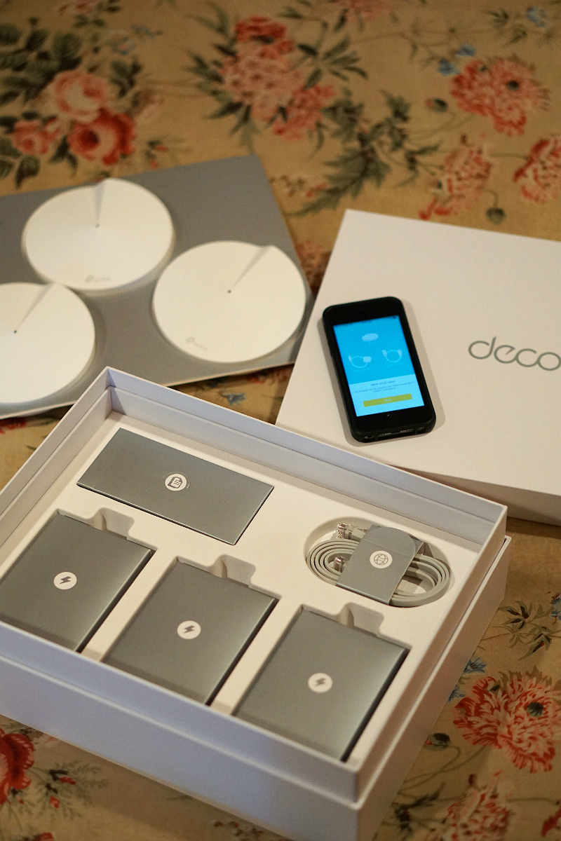 Dream Big With The Exciting New Deco WiFi System For Your Home