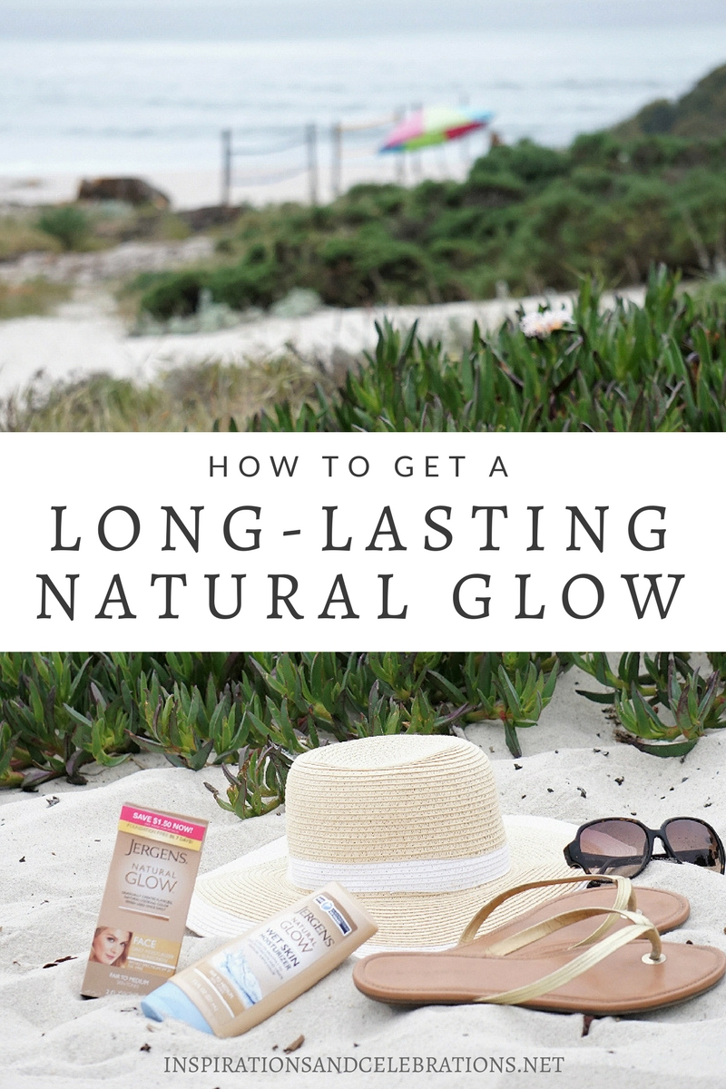 How To Get a Long-Lasting Natural Glow - Jergens Natural Glow