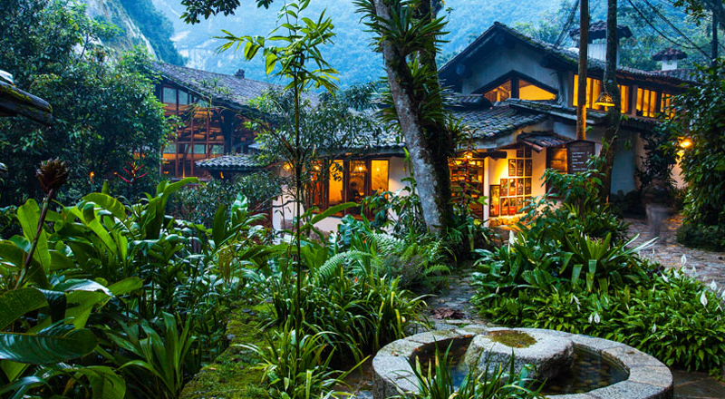 Luxurious Eco-Friendly Travel Companies and Hotels - Inkaterra