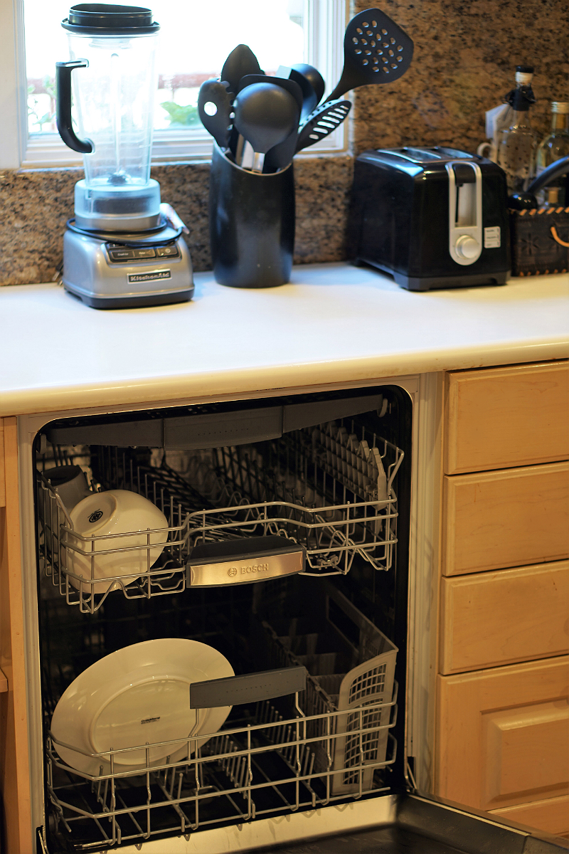 4 Easy Ways To Save Energy in Your Home - Energy-Saving Dishwasher