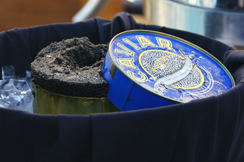 Caviar Pairing Tips - How To Entertain with Caviar